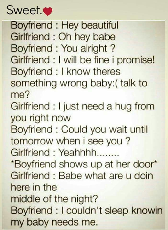 girlfriend and boyfriend relationship goals text