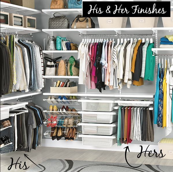 Lovely Closet Inspiration U0026 Trends (u0026 $5,000 Container Store Closet Giveaway)