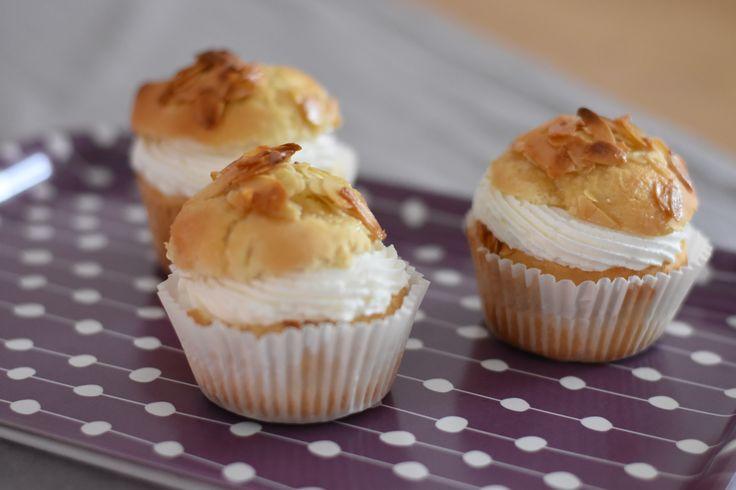 Bienenstich alla Kuchenfee Lisa als Cupcake