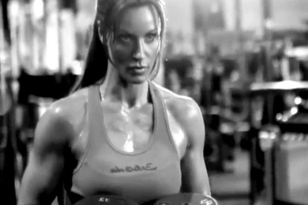 Motivation women bodybuilding