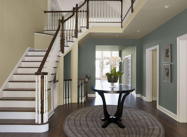 27 best hallway paint schemes images on Pinterest | Wall ...