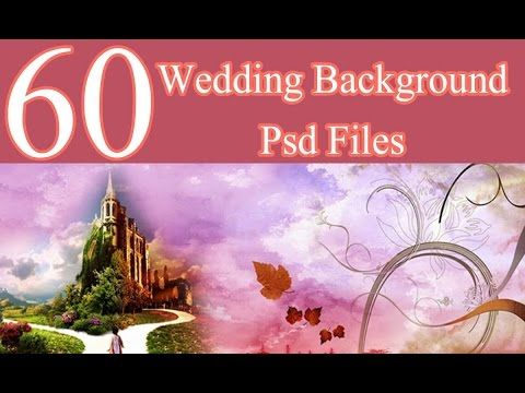 60 Wedding Background Psd Files 12x36 Download | Free Psd Background Col...
