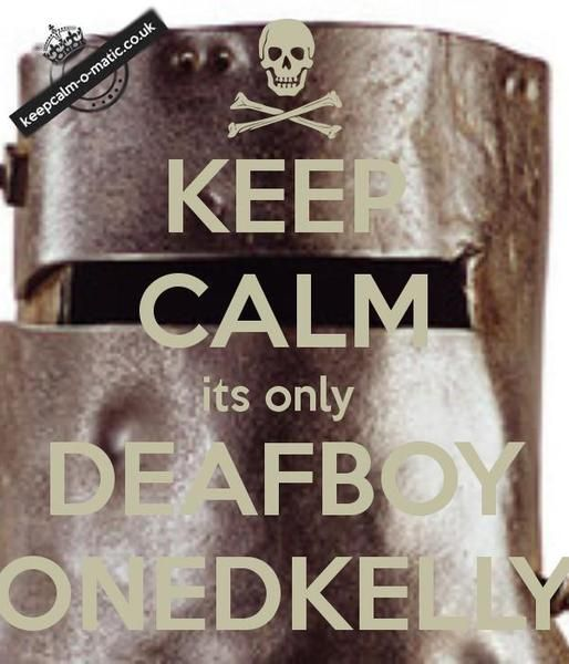 Check out DeafboyOnedKelly [OFFICIAL] on ReverbNation