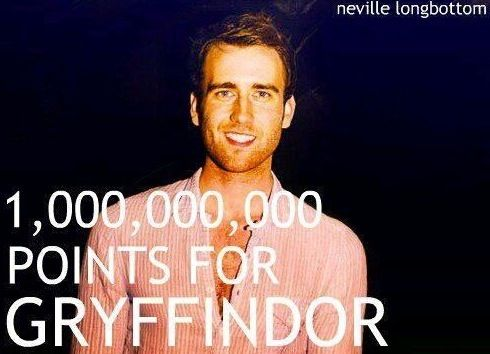 That awkward moment when the guy who plays Neville Longbottom ends up the hottest out of all the actors in Harry Potter.