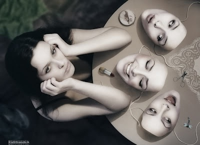 Who Am I? Multiple Personality Disorder, by Katie