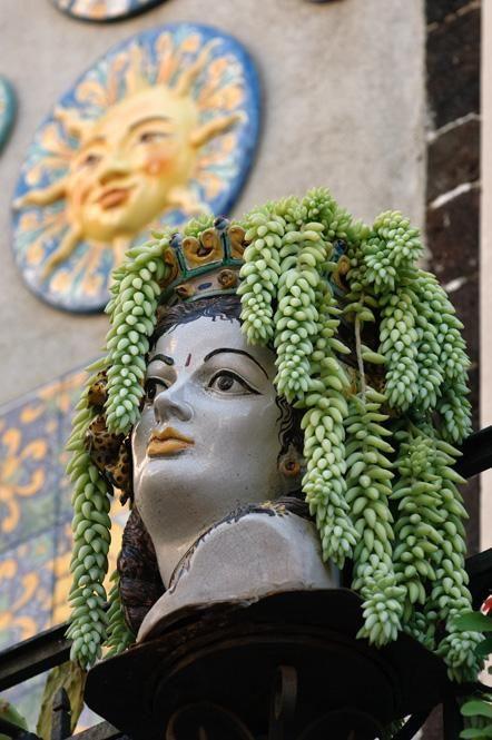 .sicilia,testa di Caltagirone #lcaltagirone #sicilia #sicily