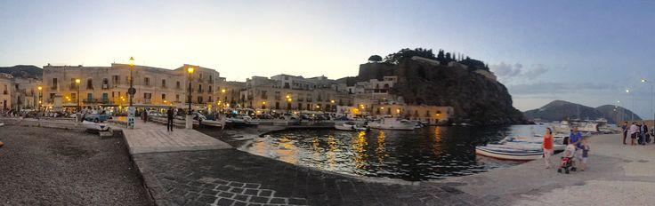 Marina Corta - Lipari - Aeolian Islands - Sicily