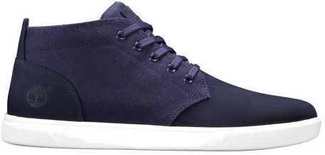 Timberland Men's Groveton Leather/Fabric Chukka