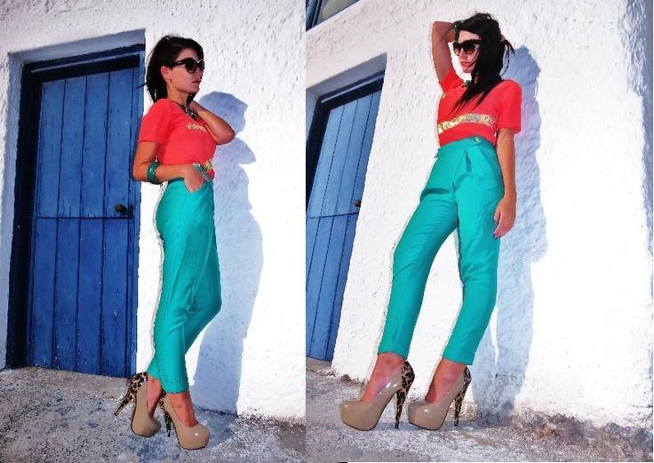 Coral Fashion Trend