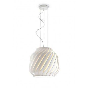 Lamas - Fabbian - lampa wisząca abanet.pl #lampy_ekskluzywne #piękna_lampa #nowoczesna_lampa_wisząca #oświetlenie_kraków #lampy_włoskie #oświetlenie