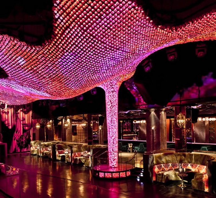 <3 ...Vanity night club Las Vegas at Hard Rock Hotel and Casino