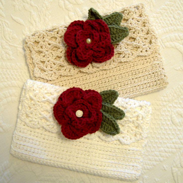 Free Crochet Bag and Purse Patterns - DIY Fashion