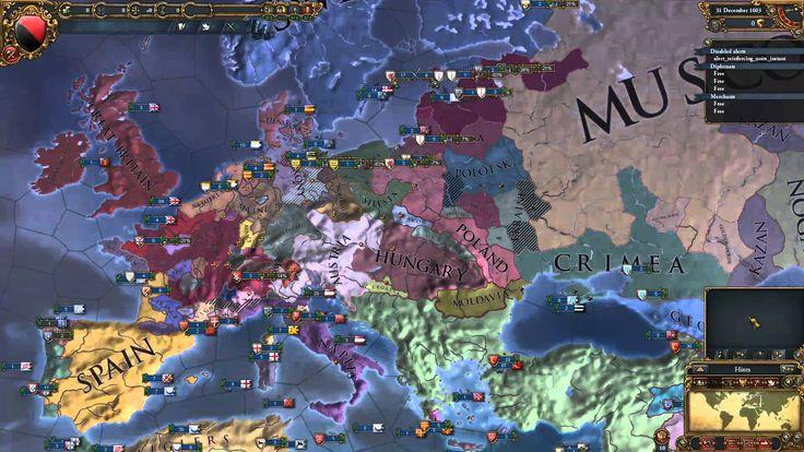 Europa Universalis 4 Free Download PC Games