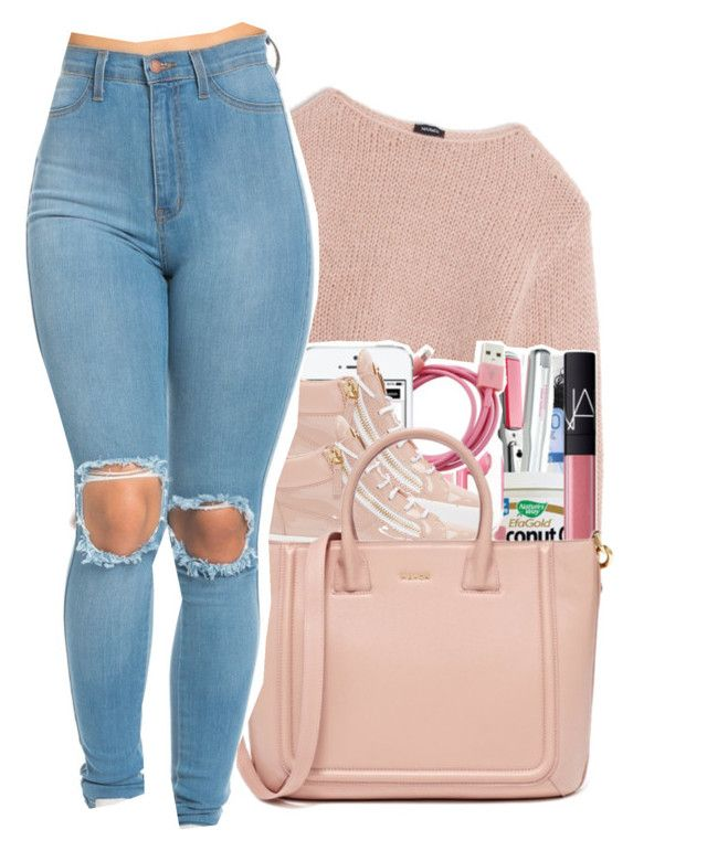 """#43:"" by chilly-gvbx ❤ liked on Polyvore featuring Max&Co. and Giuseppe Zanotti"