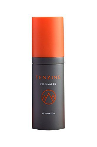#Tenzing #Skincare Pre-Shave #Oil - #Natural, #Organic #Shaving #Oil - #Unscented #Blend of #14 #Oils - Pre-Shave #Oil to #Hydrate #Skin & #Soften #Facial #Hair - Pre-Shave #Oil with #Antioxidants & #Vitamins - #1 #oz A PERFECT SHAVE, EACH TIME: Feel the difference between a good shave & an exceptional shave with #Tenzing #Skincare Pre-Shave #Oil; All-natural & #organic pre-shave #oil with #vitamins A, C & E A #BLEND OF #NATURAL OILS: Using a carefully formulated #blend of ri