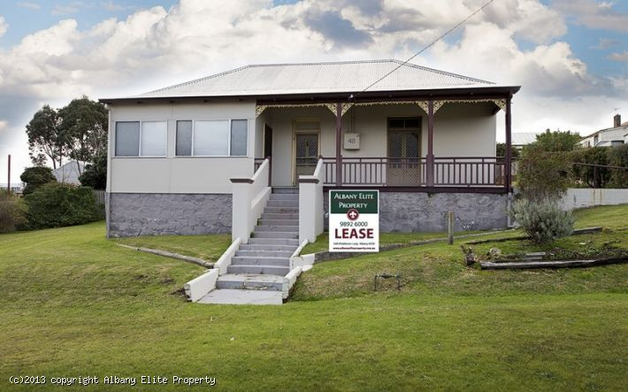 Ageless Office Space for lease. 48-52 Frederick Street, Albany WA