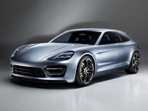 Porsche Panamera Sport Turismo Wagon Concept: With Car Enthusiasts Primed  And Ready For The Kickoff Of The 2012 Paris Motor Show Tomorrow,