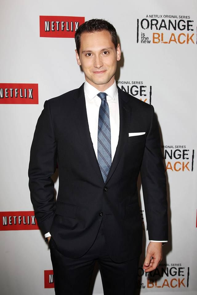 Matt McGorry (John Bennett) at the Netflix Presents 'Orange is the New Black