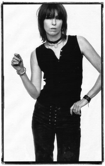 "Christine Ellen ""Chrissie"" Hynde (born September 7, 1951 is an American musician, the leader of the rock band The Pretenders."
