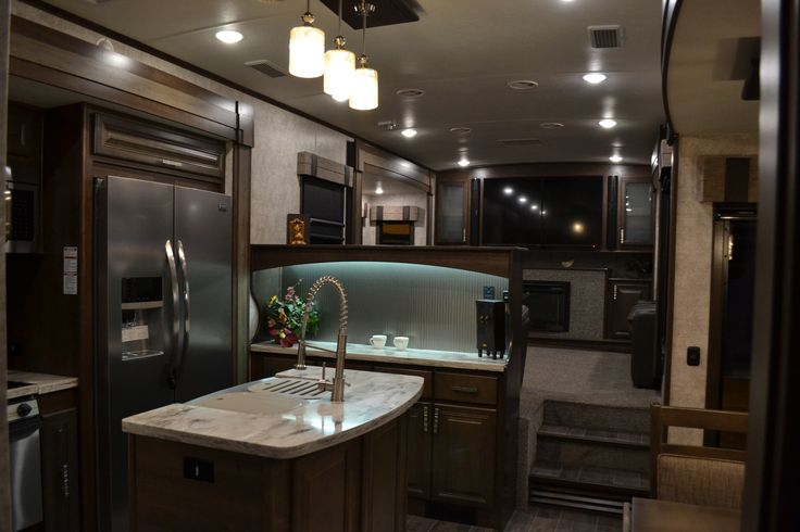 2017 Open Range 3X 387RBS - Front Living Room 5th Wheel with King Bed and 5 Slides