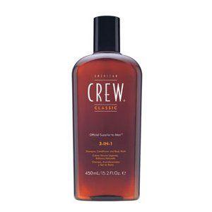 [A GLISSER DANS SA VALISE] Facilitez vous les #vacances avec le shampoing 3 en 1 d' American Crew France qui lave en douceur les cheveux et la peau.Votre peau est hydratée, vos cheveux sont brillants. En vente au salon et en ligne  http://www.innis-coiffure.com/shampooing-classic-3-en-1-cheveux-corps-american-crew-450ml-1363-p.html  #pratique #vacances #homme #douche