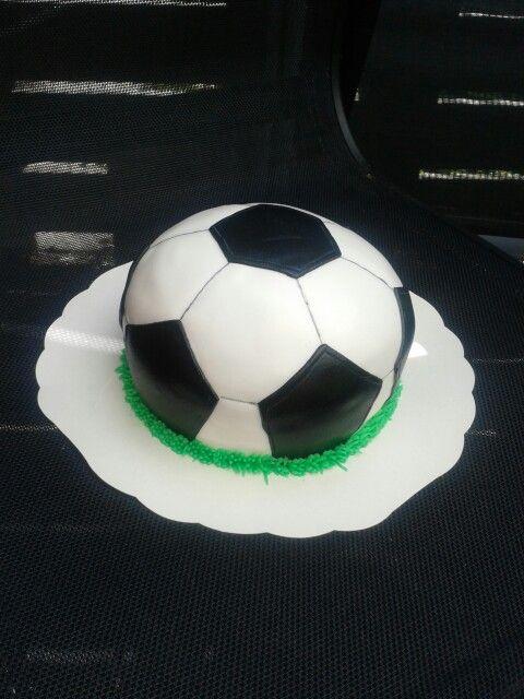 Fotball cake