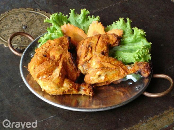 Murgh Peshwari at Hazara Restaurant