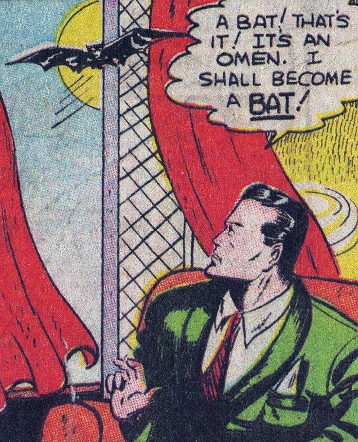 Bob Kane and Sheldon Moldoff - The Batman