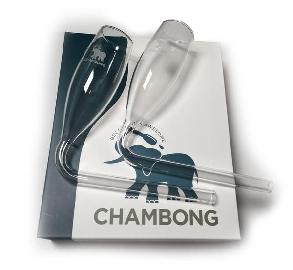 CHAMBONG - 2 PACK It's finally arrived. The moment we've all been waiting for... The latest edition of the Chambong is an evolution of near perfection. A luxurious foam molded box holds and presents t