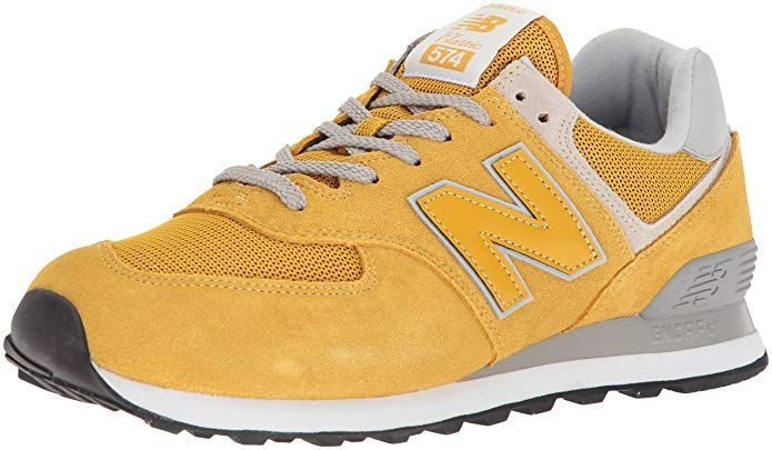New Balance 574v2 Core Sneakers Herren Gold (Gelb) | New ...