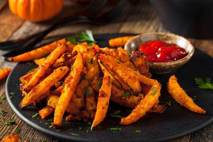 Kürbispommes: Perfekte Beilage für Ihre Diät