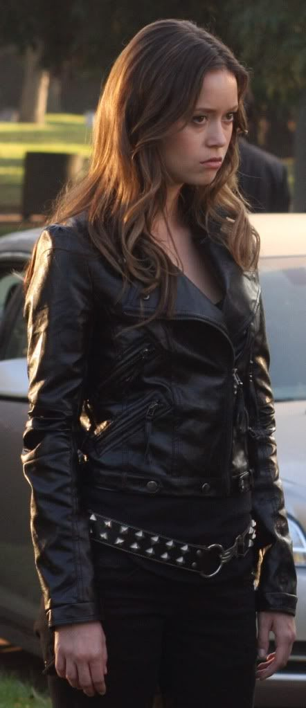 Ever wanted to know where Summer Glau's boots on Terminator: The Sarah Connor…
