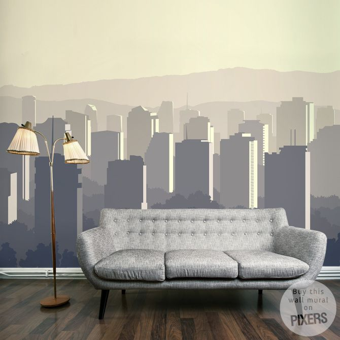 Sunset City O Living Room