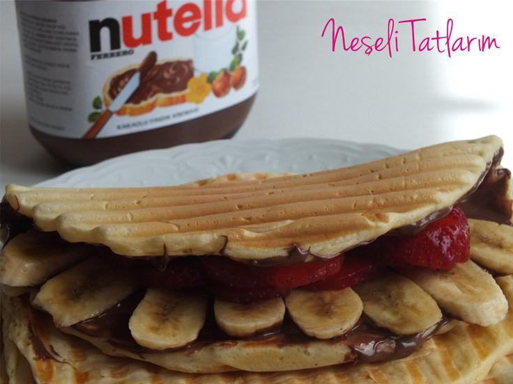 Tost Makinasında Waffle pratik çözüm