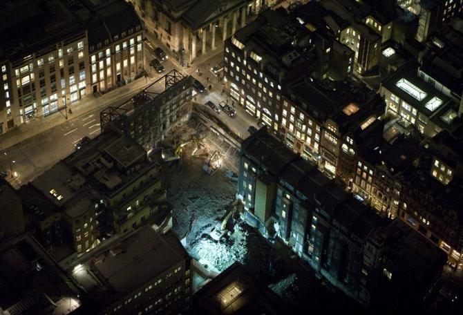 Trabajos nocturnos - Londres