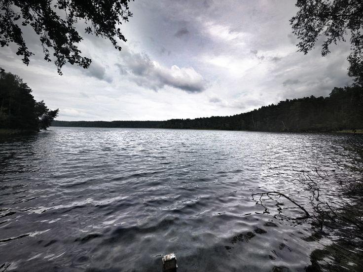 Jezioro Piaseczno Duże, Drawieński Park Narodowy