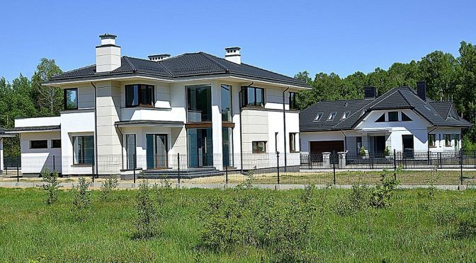 Nowoczesna rezydencja w Białymstoku