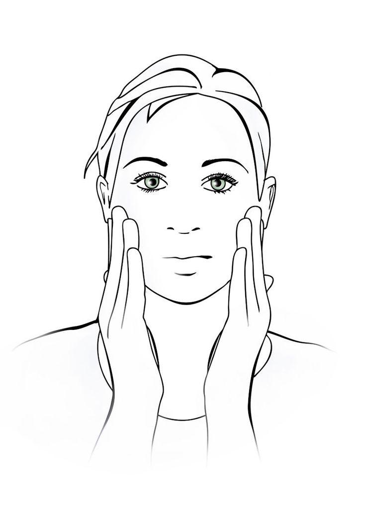 """Trainierte Muskeln sehen gut aus, keine Frage. Was wir beim """"Bauch, Beine, Po""""-Kurs ganz selbstverständlich finden, gilt auch für's Gesicht: Gezielte Bewegungen können straffen, liften und verjüngen. Lust auf einen Versuch? Die NIVEA Haut-Expertin Nora Morah hat sieben Übungen für einen schönen Hals, eine straffe Gesichts- und Augenpartie und klare Lippenkonturen zusammengestellt. Tägliche Wiederholung wärmstens empfohlen!"""