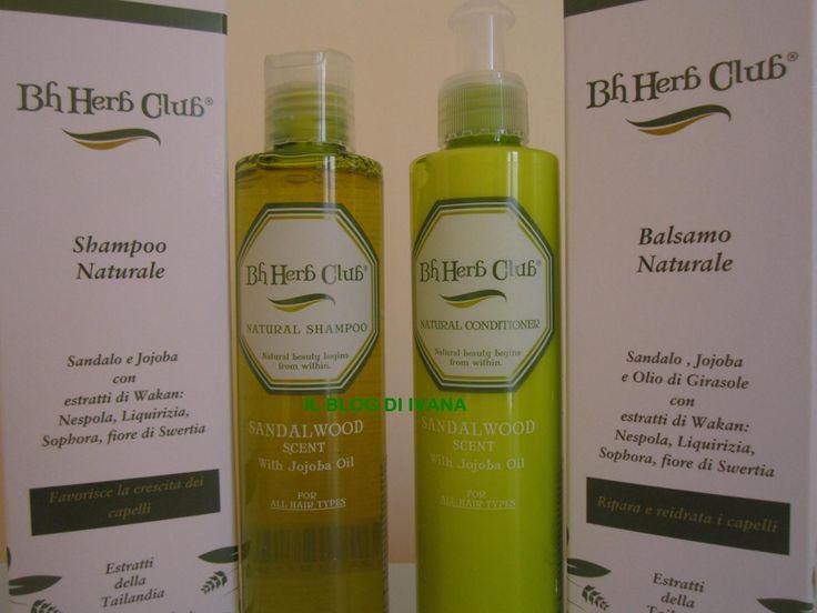 BH Herb Club........E' una linea di cosmetici naturali alle erbe dedicata alla cura del corpo e dei capelli.  Prodotti non testati su animali a base di estratti naturali ed oli essenziali. .........contengono un mix ricco di ingredienti: olio di cocco, olio di oliva, olio di jojoba, sandalo, fiore di loto e le erbe di Wakan. Gli ingredienti contenuti negli estratti di Wakan sono: foglia di nespola, estratto di liquirizia, estratto di Sophora ed estratto di Swertia.