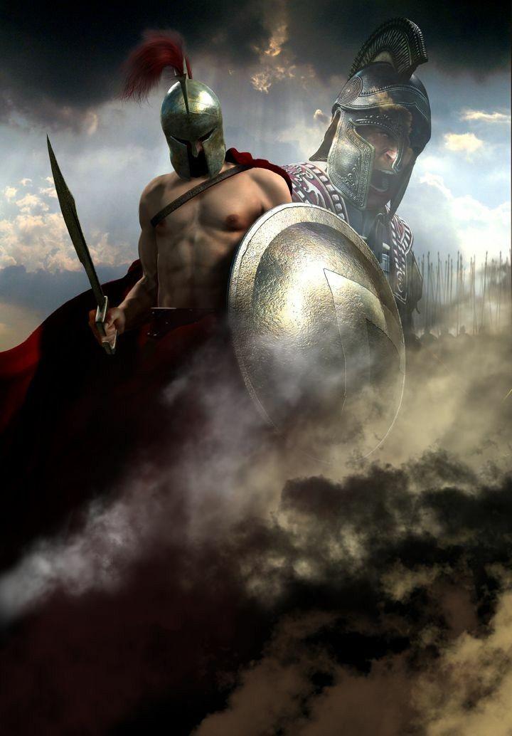 город посещает воины спартанцы фото пассажиры
