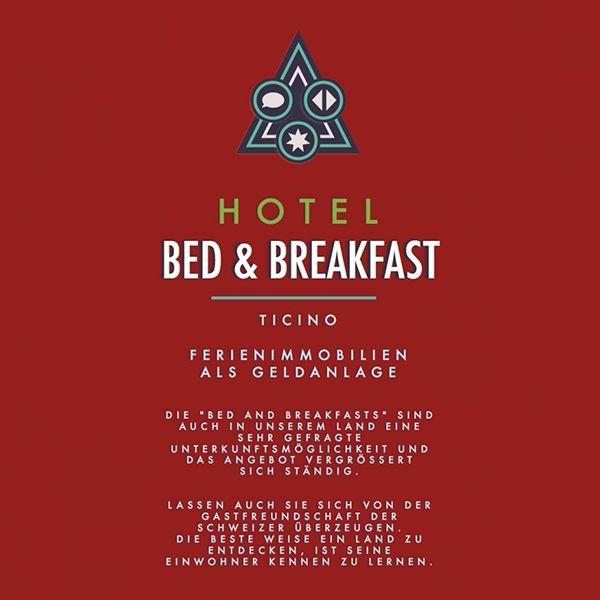 Locarno: Bed & Breakfast Ferienimmobilien als Geldanlage