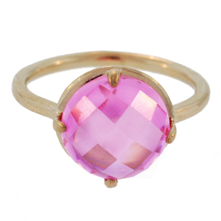 Pink GemPerty Jewelry, Stackable Rings, I Dreams A Jewelry, Pink Repin By Pinterest, Pink Gem Repin