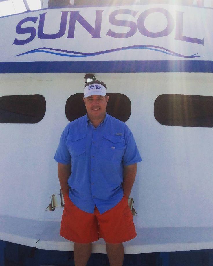 Hoy finalizo mis actividades de #ss2016 a bordo de #Sunsol Festival Cruise.  Trabajar con #vacaciones es algo que nunca termina pero eso es justamente lo mejor de mi #trabajo  Ven y vive una #ExperienciaSunsol by yosoyelruso