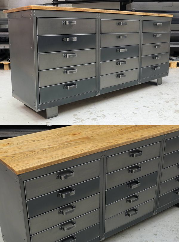 Industrial Storage Sideboards Cabinets In 2020 Industrial Design Furniture Vintage Industrial Furniture Industrial Style Furniture