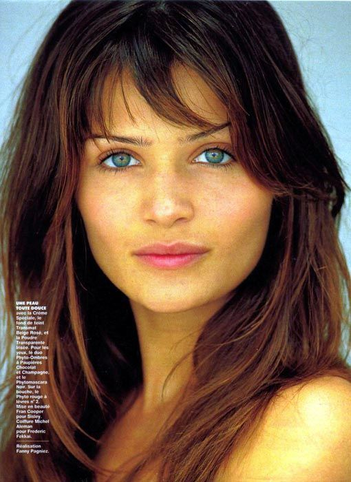 helena christensen the fashion spot