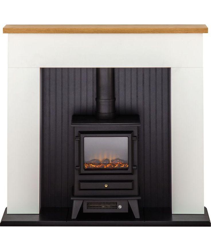 1000 ideas about electric fire suites on pinterest. Black Bedroom Furniture Sets. Home Design Ideas