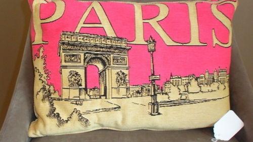 Just add Paris, sigh.J Adorable Pillows, Paris Pillows, Pink Paris, Decorative Pillows, Add Paris, Paris Pink, Pink Pillows, Decor Pillows, Fave P S Pink