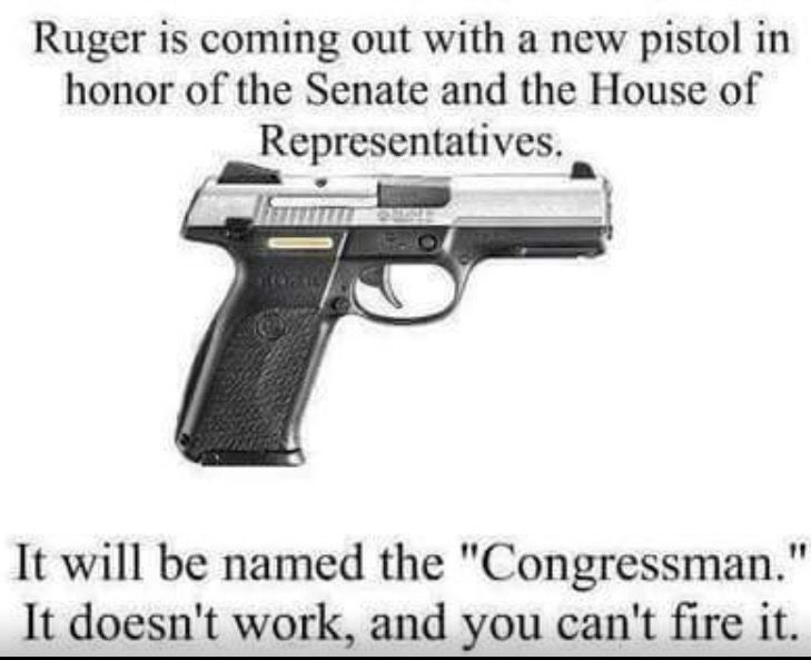 The Congressional Democrats already on them!