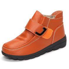 #Banggood Волшебная палочка зимы хлопка лодыжки короткие сапоги противоскольжения плоские ботинки (1002639) #SuperDeals