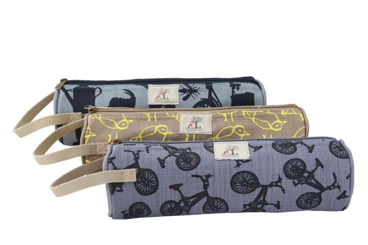 Peppertree Boys Pencil Bag